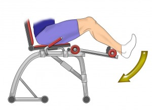 Chaise a ischios, muscles magiques - SanteSportMagazine 33 - illustration Mathieu Pinet