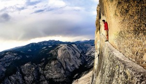 Alex Honnold solo integral slide - SanteSportMagazine 42 - credit Tim Kemple