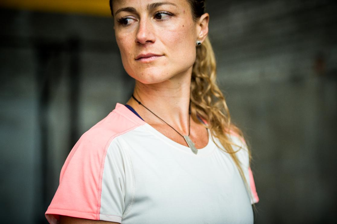 Fernanda Maciel portrait - SanteSportMagazine 42 - credit The North Face