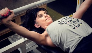 Benedicte Le Panse - Force athletique - SanteSportMagazine
